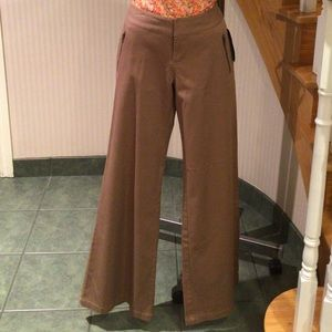 ⬇️price dropped Tan wide leg pant